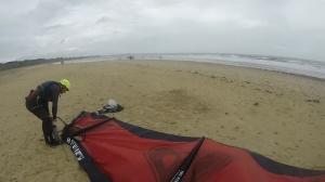 Kitesurfing lessons lowestoft uk norfolk suffolk norwich ipswich cromer southwold 1