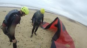 Kitesurfing lessons lowestoft uk norfolk suffolk norwich ipswich cromer southwold