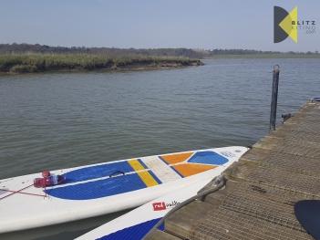 SUP The River Blyth