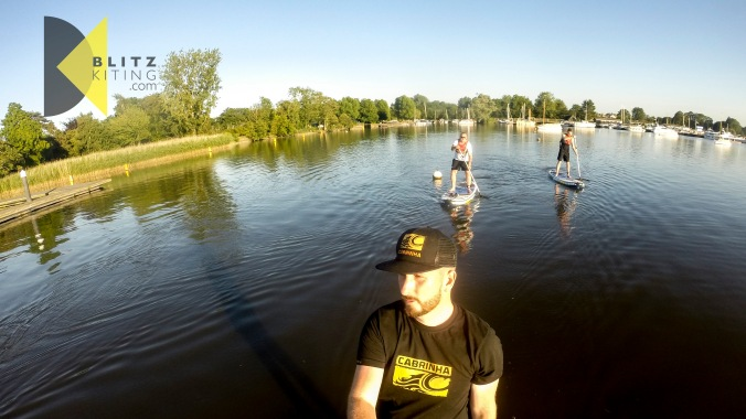 The broads sup lessons hire